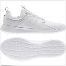 d58ac93df7670 Adidas Neo Mens Training Shoes Cloudfoam Lite Racer Running White AW4262 Sz  11