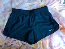 Nike Dri-Fit  Lined Run Shorts Black Men's Size Medium M Running