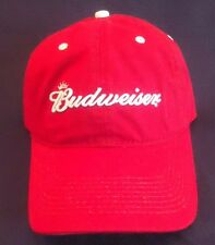 Budweiser Embroidered Hat Cap Bud