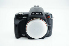 Sony Alpha a230 10.2MP Digital SLR Camera - Black