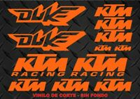 Kit Adhesivos KTM DUKE, sticker, decal, autocollant, adesivo, pegatinas