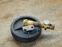 "John Deere 425/445/455 Garden Tractor-60"" Mower Deck Rear Caster Wheel #2"
