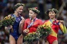 2004 Olympics Dvd Aa Gymnastics, Carly Patterson, Khorkina, Zhang Nan
