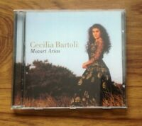 Cecilia Bartoli - Mozart Arias CD. Free Postage