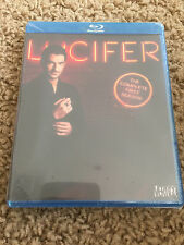 Lucifer: The Complete First Season 1 (Blu-ray Disc, 2016, 3-Disc Set) New Sealed