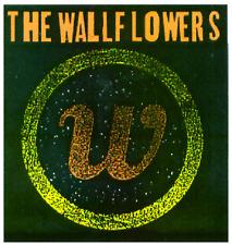 23019 The Wallflowers Green W Logo Alternative Root Rock 90s Alt Sticker / Decal