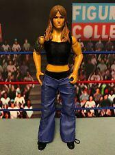 WWE Wrestling Jakks Ruthless Aggression Treacherous Trios 3 Lita Figure Diva