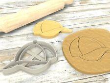 Cappello con visiera formina biscotti Cookie Cutter formine per biscotti  cook. dee78e673a46