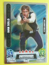 Force Attax Star Wars Serie 2 (2013, grün), Han Solo (200), Star-Karten