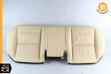 10-13 Mercedes W221 S400 S550 Seat Cushion Rear Bottom Lower Beige OEM
