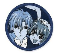 Gravitation Patch Pair Rare VTG Oop Licensed by GE Animation Free Shipping New