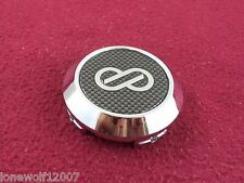 Enkei Wheels Chrome Custom Wheel Center Cap # CAP89B (1)