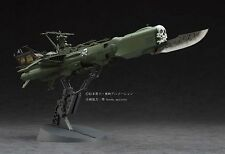 Creator Works series Space Pirate Battleship Arcadia 1/1500 Hasegawa japan New *