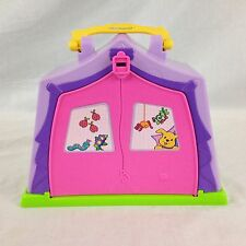 Fisher Price Little People Play And Go Campsite Tent Carry Case Structure