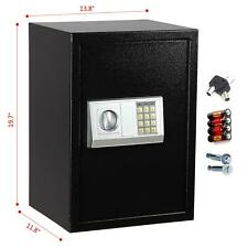 New Large Digital Electronic Safe Box Keypad Lock Security Home Office Hotel Gun