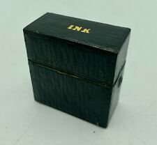 Antique Travelling Inkwell circa 1900