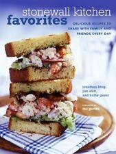 Stonewall Kitchen Favorites: Delicious Recipes to