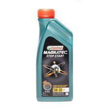 Castrol Magnatec Stop-Start 1L Car Engine Oil 1 Litre 5W30 C2 Fully Synthetic