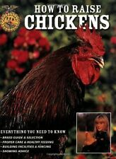 HOW TO RAISE CHICKENS ~ EVERYTHING YOU NEED TO KNOW FFA Book 4-H 4H Show