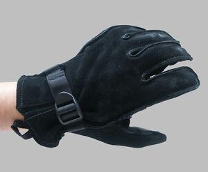 Scandex Light Rappel Gloves - BLACK - FINAL STOCK