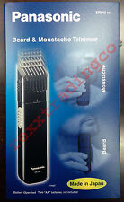 **NEW** PANASONIC ER240 Battery Operated Beard & Moustache Trimmer MADE IN JAPAN