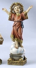 "Sale! 8"" Divine Child Jesus Halo Statue Figurine Baby Gift Religious Birthday"