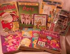 12 Education Coloring PB Books Fun Pads Highlights Zhu Zhu Pets My Little Pony