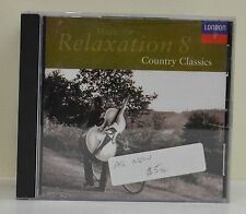 Relaxation 8, Country Classics CD, Clearance Sale