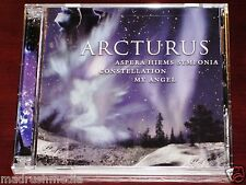 Arcturus: Aspera Hiems Symfonia / Constellation / My Angel 2 CD Set 2002 CDL NEW