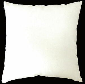 Heavy Square/Rectangle Shape Pillow Insert, polyester stuffing in cotton cover