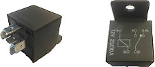 ON / ON CHANGE OVER RELAY SWITCH 24V 10A / 20A 5 PIN TERMINAL WITH BRACKET ED007