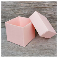Pink Favor Boxes, Packages of 20
