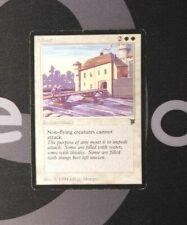 1 Moat (#9948) - Legends White MtG Magic 93/94 Old School Rare 1x x1