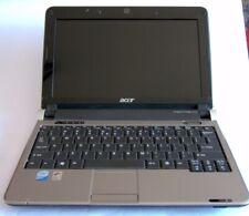 "CHEAP ACER Aspire one KAV10 10.1"" Intel Atom 2GB RAM, 80GB HDD Win7 Webcam WIFI"