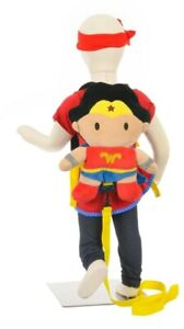 Wonder Woman 2-in-1 Child Safety Harness and Travel Buddy NEW KidsEmbrace