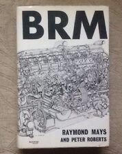 BRM by Raymond Mays & Peter Roberts