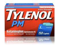 TYLENOL PM 150 CAPLETS