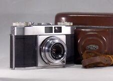 OLYMPUS WIDE 35mm Film Camera D.Zuiko-W F.C f3.5 35mm From Japan