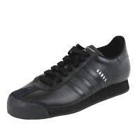 Adidas Samoa Originals G66389 Mens Shoes Leather Sneakers Black Red Vintage Rare