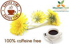 Tarassaco radice Caffè Macinato 100% CAFFEINE FREE 100g