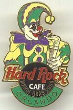 Hard Rock Cafe Orlando MARDI GRAS JESTER 2000 Pin