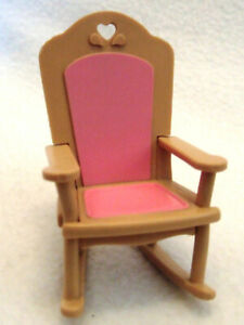 Vintage Fisher Price Loving Family Rocking Chair