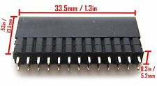 Stackable Header for Raspberry Pi - Extra Tall 2x13 Female 2.54mm .100� pitch