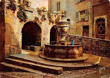BR10884 Saint paul et sa vieille fontaine france