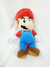 "Nintendo Super Mario Plush Doll Backpack 17"""
