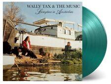 WALLY TAX - SPRINGTIME IN AMSTERDAM (LIMITED TRANSPARENT GREEN)  VINYL LP NEU