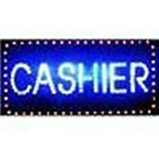 Ultra Bright Led Neon Light Animated Motion Cash Cashier Business Sign Lb93