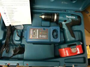 Makita 8391D 18v cordless combi drill
