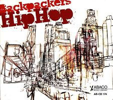 Backpackers Hip Hop- Rob Mac Library Music CD (2008) Jazz-Funk Samples 70s 80s