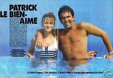 Coupure de presse Clipping 1993 (12 pages) Mort de Patrick Roy